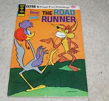 Road Runner issue 47 Mid Grade Gold Key