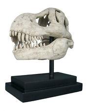 T-Rex Dinosaur Skull Fossil Museum Sculpture Reproduction Replica