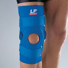 LP Hinged Knee Stabilier Support With Vertical Buttress Injury Pain Guard