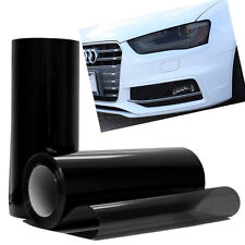 Matte Black Tint Vinyl Film Wrap Cover Sticker For Protection Car SUV Taillights