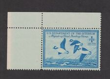 RW15 - Federal Duck Stamp. MNH. OG. Corner Margin Single.  #02 RW15CMSTL