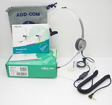 ADD100-07 Headset for Alcatel 4028 4029 4038 4039 4068 8012 8028 8029 8082 8232