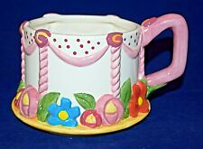 New ListingMary Engelbreit Vintage Charpente 1995 Birthday Cake Mug Rare, Decorative Teacup