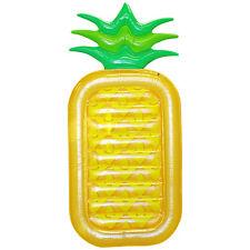 Luxury Pineapple Float