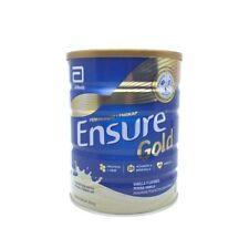 Abbott ENSURE GOLD Complete Nutrition Milk Protein Vanilla Flavour (850g)
