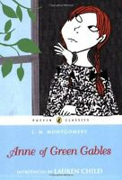 Anne of Green Gables (Puffin Classics) by L. M. Montgomery