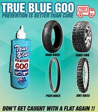 True Blue Puncture Goo | Tyre Repair | Puncture Preventative 500ML Bicycle