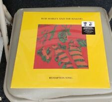 "Bob Marley and the Wailers ""Redemption Song"" VINYL EP - 2020 RSD"