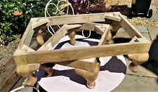 Wooden stools for  home upholstery projects Small stool A   SOLD OUT