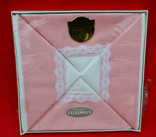 Patternless Vintage/Retro 100% Cotton Pillow Cases
