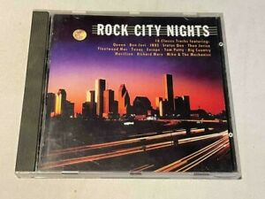 Rock City Nights - CD Album - 1989 Polygram TV - 18 Classic 80's Tracks