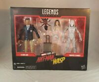 Marvel Legends Series Ant-Man And The Wasp X-Con Luis & Marvel's Ghost Figures