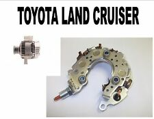 TOYOTA LAND CRUISER PRADO 3.0 2000 - 2002 NEW ALTERNATOR RECTIFIER