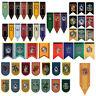 Harry Potter Flag Banner Wall Hanging Drape Hogwarts Gryffindor Hufflepuff