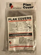 New & Sealed Plan Covers For Blueprints & Drawings