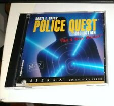 Police Quest Collection The 4 Most Wanted, (PC, 2006) see pics, read