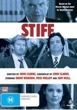Shane Maloney - Stiff (DVD, 2005) - Region Free