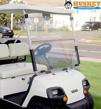 Yamaha G14 G16 G19 Clear Folding Windshield 1995-03 *NEW IN BOX* Golf Cart Part