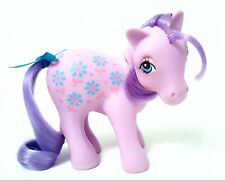 Vintage G1 My Little Pony MOMMY BRIGHT BOUQUET Loving Family ~ Excellent!