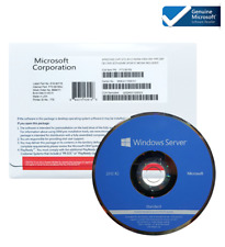 Microsoft Windows 2012 Server Std. R2 x64  Full DVD & Key-Sealed (P73-06165)
