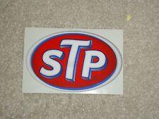 STP Racing Hot Rod Sticker
