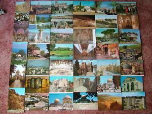 40 Unused Postcards of ISRAEL / THE HOLY LAND.