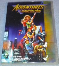Adventures in Babysitting dvd RARE oop