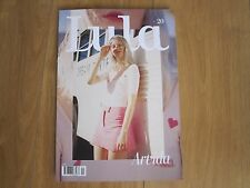 Lula Magazine 20 Spring / Summer 2015 Arvida Bystrom,Inga Dezhina,Taja Feistner,