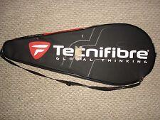 Tecnifibre Global Thinking Tennis Racquet Racket Cover Bag RARE