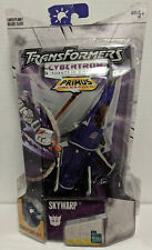 Transformers Cybertron SKYWARP JET Earth Planet Deluxe Class NEW