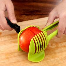 Fruit Cooking Tool Kitchen Gadgets Onion Tomato Slicer Lemon Cutter Potato