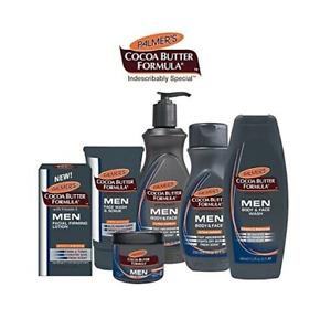 Palmer's Cocoa Butter Formula For Men/Body&Face Wash/Fresh Scent Men-Full Range