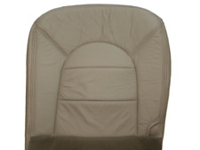 97 -00,Ford F,250,F350,F450 Lariat Diesel Driver  Bottom Leather seat cover TAN