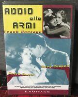 Addio Alle Armi DVD Nuovo Sigillato Gary Cooper Frank Borzage Come Da Foto