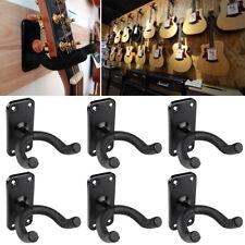 6 Gitarrenwandhalter Wandhalter Gitarrenhalter Wand Halterung Ständer Stativ DE