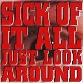 Sick of It All - Just Look Around CD New NOT Sealed Free P&P