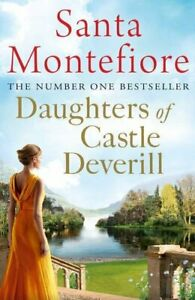 Daughters of Castle Deverill by Montefiore, Santa Book The Cheap Fast Free Post