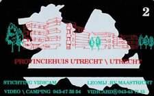 Telefoonkaart / Phonecard Nederland RCZ585 ongebruikt - Provinciehuis Utrecht