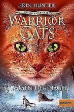 Warrior Cats - Zeichen der Sterne. Stimmen der Nacht von Erin Hunter (2018, Taschenbuch)