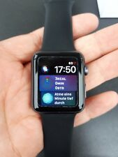 Apple Watch Sport Series 1 - 42mm Space Grau - toller Zustand!