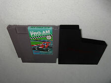 R.C. Pro-Am Nes Nintendo jeu uniquement le module