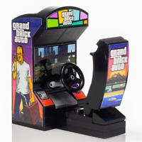 Grand Brick Auto Racing Arcade Game Building Kit - B3 Customs
