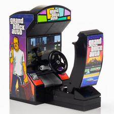 Custom LEGO Racing Arcade Game - Grand Brick Auto