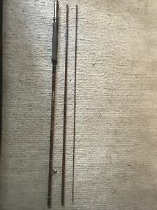 Shakespeare FY 12-R, 8', 7/8 Line, Fishing, 3 Piece,, Fiber Glass Fly Rod