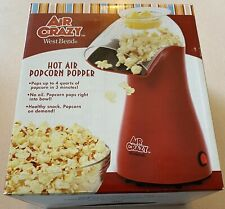 West Bend Air Crazy Hot Air Popcorn Popper 82416 - Opened brand new in box