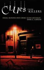 Clues from Killers : Serial Murder and Crime Scene Messages...1 cent book auct