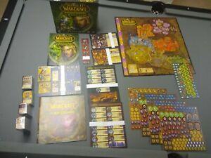 NOFIGs World of Warcraft Board Game unpunched sealed card Base + Burning Crusade