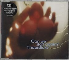 TINDERSTICKS Can We Start Again 2 UNRLEASE UK CD single