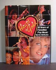 30 Years Canadian Pop Music, pub 1983 Heart of Gold, The Early Years