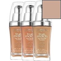 All Skin Types Nude By Nature Liquid Face Makeup